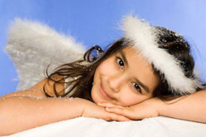 angyal kek kicsi