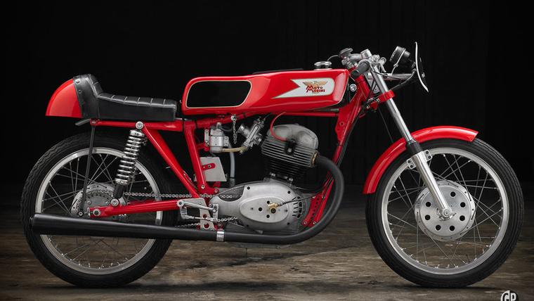 A legtöbben a Moto Morini V2-es modelljeit ismerik, de híresek a nagyon erős és jó egyhengereseikkel lettek