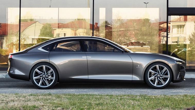 Pininfarina H600: elegáns Tesla rivális