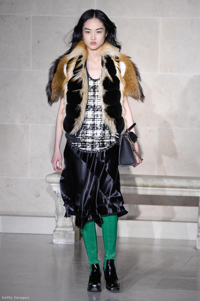 Így öltözik egy Louis Vuitton rajongó 2017 őszén.
