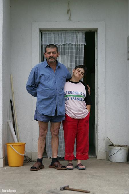 Tibor most siketnéma lányával él kettesbenFotó: Barakonyi Szabolcs
