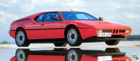 1978-as BMW M1
