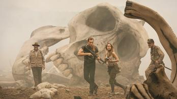 Lenyűgöző látvány, nulla történet az új King Kongban