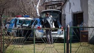 Szippantós autóval próbálták felszínre hozni a feldarabolt nemesgörzsönyi asszony maradványait