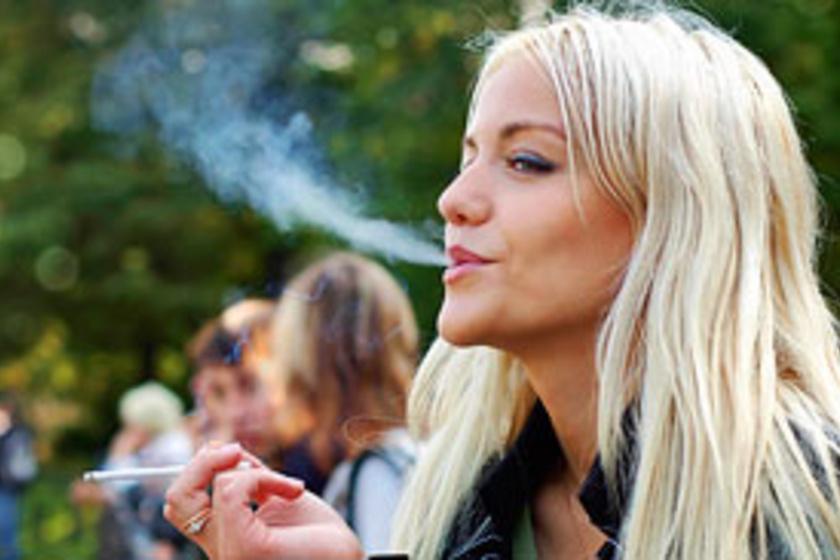 Dohányzás nélkül könnyebb a fogyás is!