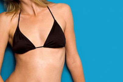 fekete bikini