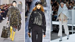 Nézze meg a legújabb párizsi trendeket!