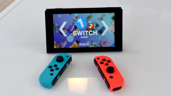 Rekordokat dönt a Nintendo Switch