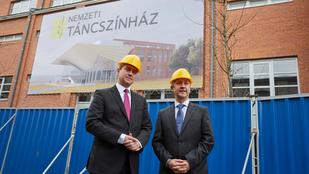 900 millióból épül a Nemzeti Táncszínház új épülete