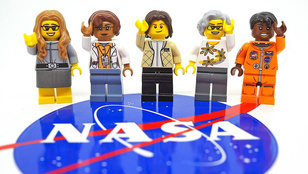 Hamarosan legófigurák is lesznek a NASA-tudósnőkből
