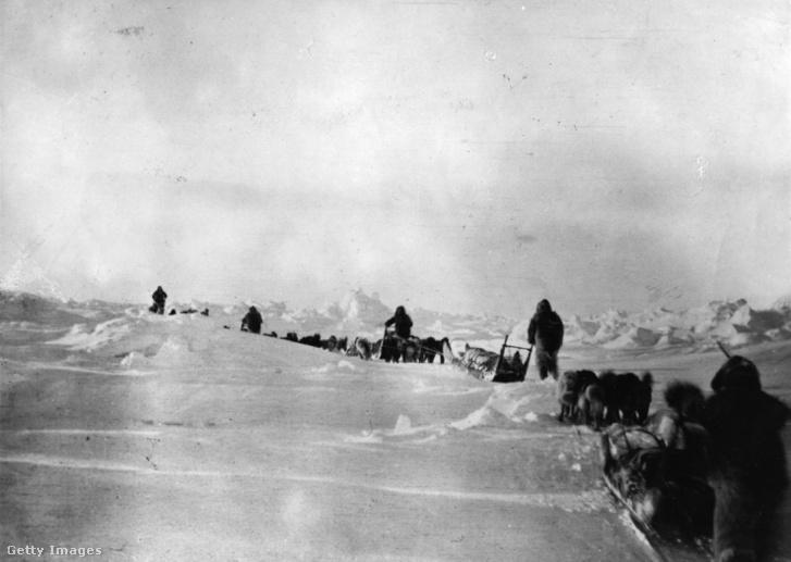 Robert Edwin Peary 1908-1909-es Északi-sarki expedíciója