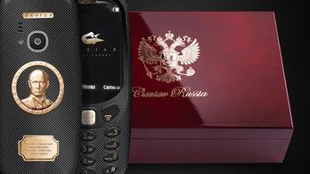 A Nokia 3310 csak Putyinnal az igazi