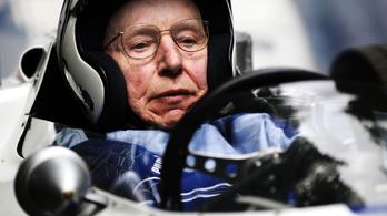 Meghalt a Ferrari legendás világbajnoka