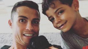 Cristiano Ronaldo megint béranya segítségével lehet apa