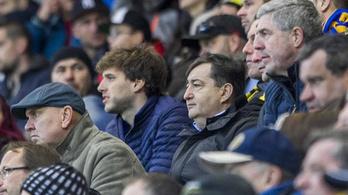 Mészáros Lőrinc tényleg nagyon szeretheti a focit