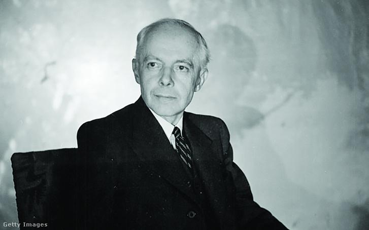 Bartók Béla 1939-ben