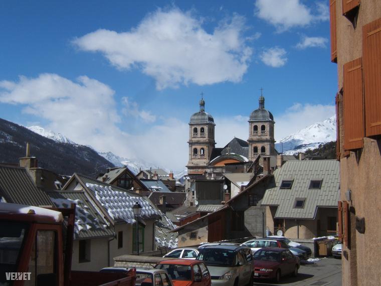 A hétvégén Brianconban voltam, ami egy 1300 méteren fekvő kisváros Franciaországban, az Alpokban, az olasz határhoz, illetve Torinóhoz közel