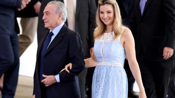 A brazil elnök kiköltözött a palotájából, mert szerinte azt szellemek lakják