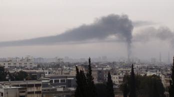 Szíria konfliktus lázadók homsz