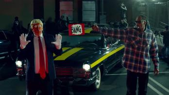 Trump börtönbe küldené Snoop Doggot