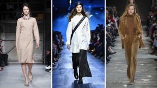 Idén sem hiányoztak a magyar  modellek a divathétről