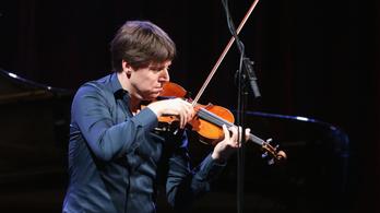 Joshua Bell nem unja a Mendelssohn-hegedűversenyt, így hát mi sem
