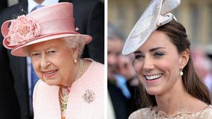 A gyöngy fülbevaló Katalin hercegné kedvence