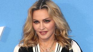 Madonna még soha nem volt ennyire ijesztő, pedig csak vicceskedik