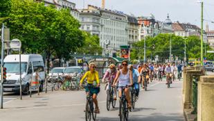 Bécs olyan, mint amilyennek Budapestnek lennie kéne
