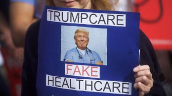 14 millió ember veszti el egészségbiztosítását Trump miatt