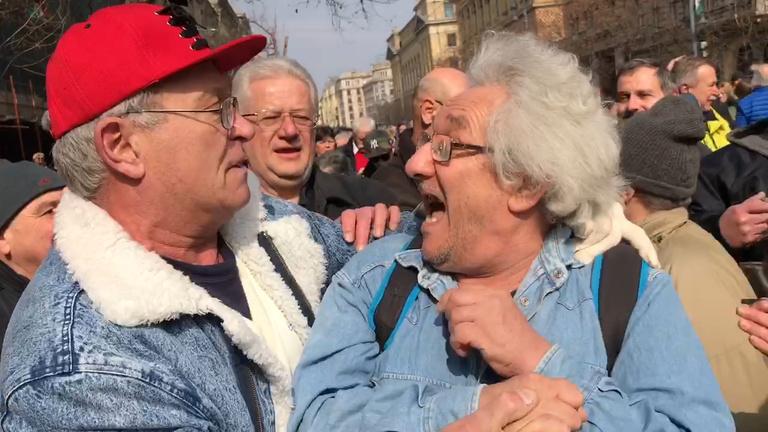 Magyarország egyetlen snittben