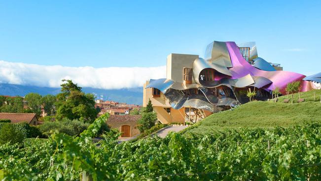 Öt zseniális borhotel, ahol egyszer inni kell