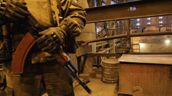 Áruszállítási blokád alá vonta Kijev a szakadárokat