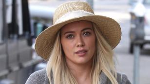 Hilary Duff szerint elvált szingli nőnek lenni szívás