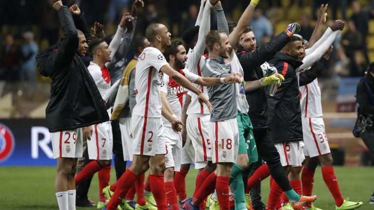 Most a Monaco csapott le a végén: kiejtette a Cityt a BL-ből