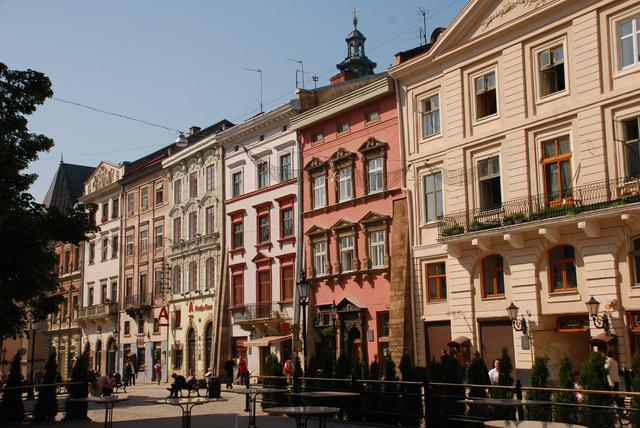 Lviv-ben kétszáz fős magyar közösség is él