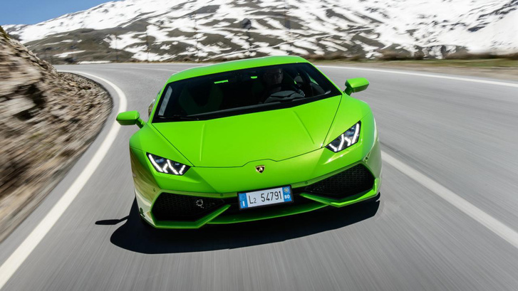 buyers guide - lamborghini huracan 2014 - front quarter