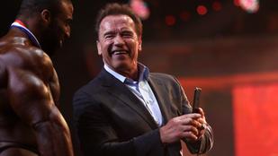 A bodybajnok beletrollkodott Schwarzenegger szelfijébe
