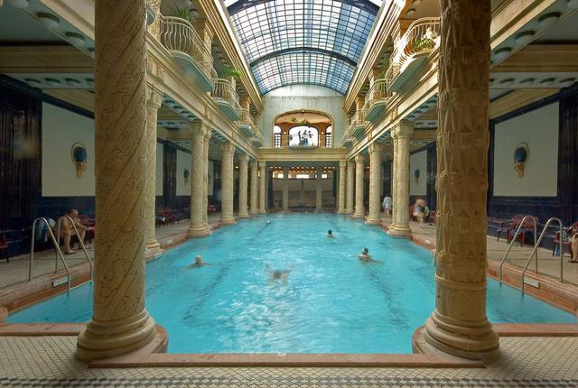 Gellért fürdő, Budapest