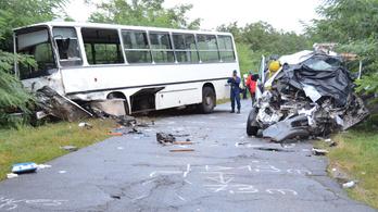 Vádat emeltek a halálos balesetet okozó buszsofőr ellen