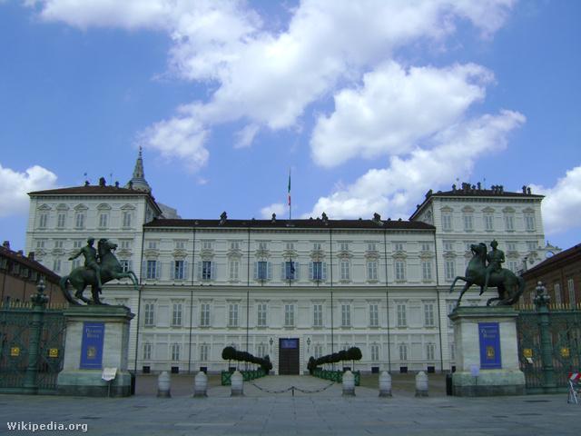 Az épület egyike a Savoyaiak tizennégy palotájának, mely a világörökség része lett