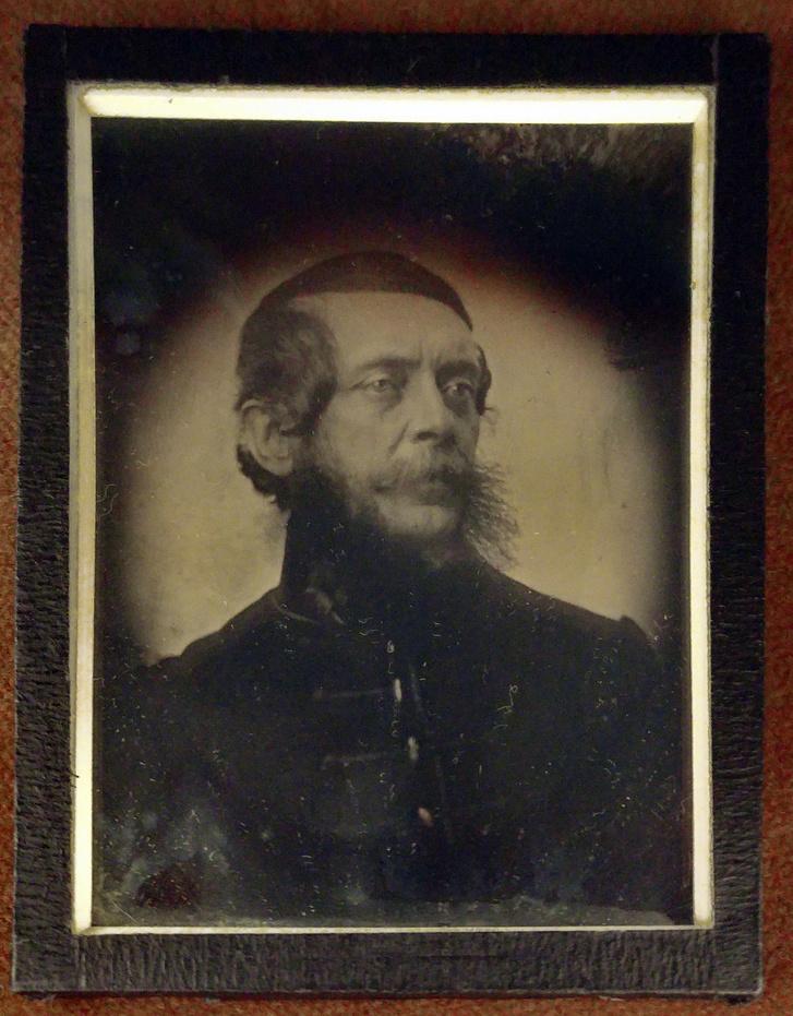 Kossuth dagerrotípia