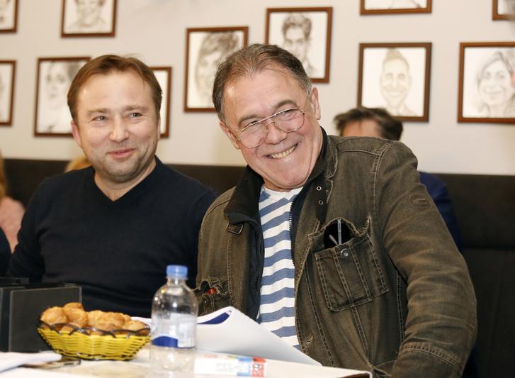 Tasnádi István és Gáspár Sándor