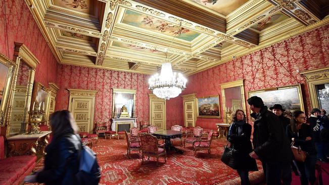 Rövid ideig látogatható lesz a torinói királyi palota