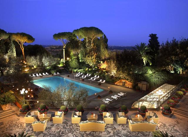 Rome Cavalieri, Olaszország