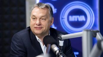 Meglepetés: Orbán ma is telesorosozta a Kossuth rádiót