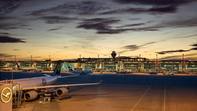 A szatellittel felszerelt müncheni terminál lett a világ legjobbja