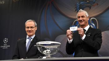 A 23. Bayern–Real következik