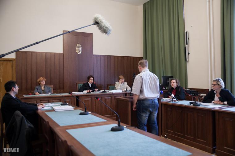K. Krisztián megbánta amit tett, még bocsánatot is kért a bíróságon.