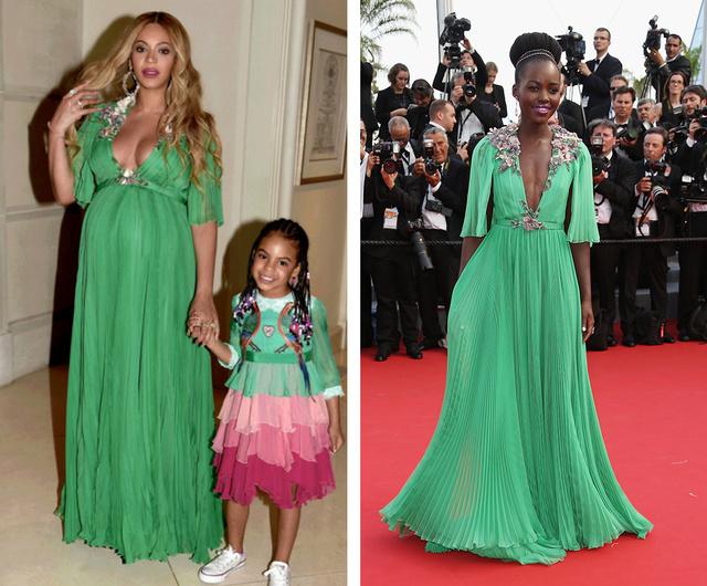 Beyoncé vs Lupita Nyongo